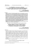 Các lỗi thường gặp trong bài viết số 2, bài thi cuối kỳ tiếng Anh 3 của sinh viên trường Đại học Y - Dược - Đại học Thái Nguyên và đề xuất giải pháp