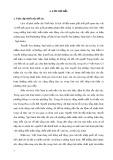 Tiểu luận Triết học: Ảnh hưởng học thuyết Âm dương, Ngũ hành đến đời sống văn hóa tinh thần người Việt Nam hiện nay