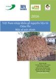 Báo cáo Việt Nam nhập khẩu gỗ nguyên liệu từ Châu Phi: Một số nét chính