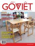 Tạp chí Gỗ Việt – Số 104 năm 2018