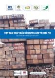 Báo cáo Việt Nam nhập khẩu gỗ nguyên liệu từ Châu Phi: Cập nhật đến hết tháng 4 năm 2019