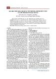 Dạy học phân hóa nội dung viết phương trình tiếp tuyến của đồ thị hàm số (giải tích 11)