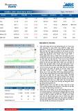 Bản tin chứng khoán MB – Chiến lược giao dịch ngày 09/10/2014