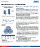 Báo cáo Ngành Vận tải Hàng không – Báo cáo cập nhật 28/6/2019