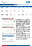 Bản tin chứng khoán MB – Chiến lược giao dịch ngày 15/12/2014