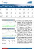 Bản tin chứng khoán MB – Chiến lược giao dịch ngày 12/09/2014