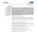 Bản tin chứng khoán MB – Tháng 5 năm 2017