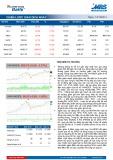 Bản tin chứng khoán MB – Chiến lược giao dịch ngày 14/10/2014
