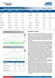 Bản tin chứng khoán MB – Chiến lược giao dịch ngày 10/09/2014
