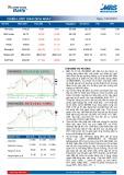 Bản tin chứng khoán MB – Chiến lược giao dịch ngày 12/01/2015