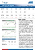 Bản tin chứng khoán MB – Chiến lược giao dịch ngày 15/01/2015