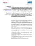 Bản tin chứng khoán MB – Tháng 10 năm 2017
