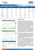 Bản tin chứng khoán MB – Chiến lược giao dịch ngày 29/10/2014