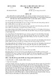 Thông tư 40/2019/TT-BTC