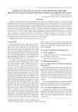 Nghiên cứu mật độ cấy và liều lượng phân bón thích hợp đối với cây lúa Khang Dân 18 trên đất xám bạc màu Hiệp Hoà, tỉnh Bắc Giang