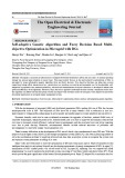 Self-adaptive genetic algorithm and fuzzy decision based multiobjective optimization in microgrid with DGs