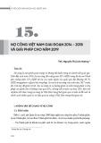 Nợ công Việt Nam giai đoạn 2014 - 2018 và giải pháp cho năm 2019
