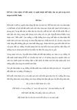 Cảm nhận về đất nước và nghệ thuật thể hiện của tác giả trong trích đoạn thơ Đất Nước