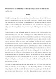Phân tích giá trị hiện thực và nhân đạo trong tác phẩm Vợ nhặt của nhà văn Kim Lân