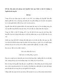 """Hãy phân tích phong cách Nguyễn Tuân qua """"Thời và thơ Tú Xương"""" và """"Người lái đò sông Đà"""""""