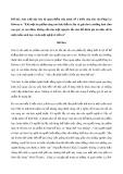 """Anh (chị) hãy bày tỏ quan điểm của mình về ý kiến của nhà văn Pháp La Bơ-ruy-e: """"Khi một tác phẩm nâng cao tinh thần ta lên và gợi cho ta những tình cảm cao quý và can đảm, không cần tìm một nguyên tắc nào để đánh giá nó nữa, đó là một cuốn sách hay và do một nghệ sĩ viết ra"""""""