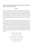 So sánh gương mặt đất nước trong hai bài thơ cùng mang tên Đất nước của Nguyễn Đình Thi và Nguyễn Khoa Điềm