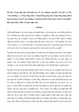 """Trong một bức thư luận bàn về văn chương, Nguyễn Văn Siêu có viết: """"Văn chương (...) có loại đáng thờ. Có loại không đáng thờ. Loại không đáng thờ là loại chỉ chuyên chú ở văn chương. Loại đáng thờ là loại chuyên chú ở con người"""". Hãy phát biểu ý kiến về quan niệm trên?"""