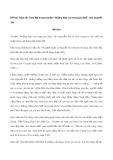 """Màu sắc Nam Bộ trong truyện """"Những đứa con trong gia đình"""" của Nguyễn Thi"""