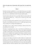 """Cảm nhận của em về thơ khi đọc """"Mấy ý nghĩ về thơ"""" của Nguyễn Đình Thi"""