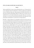 Cảm nhận bài thơ Đất Nước của Nguyễn Đình Thi