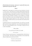"""Hai bức tranh """"mùa thu xưa - mùa thu nay"""" và sự thay đổi về cảm xúc của Nguyễn Đình Thi trong bài thơ """"Đất nước"""""""