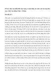 Phân tích diễn biến tâm trạng và hành động của nhân vật Mị trong đêm cứu A Phủ (Vợ chồng A Phủ – Tô Hoài)