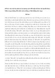 Anh (chị) hãy phân tích nét phong cách triết luận trữ tình của Nguyễn Khoa Điềm trong chương Đất nước (trích trường ca Mặt đường khát vọng)