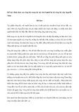 Hình ảnh con sông Đà trong bài tùy bút Người lái đò sông Đà của Nguyễn Tuân