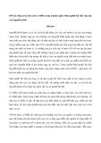 """Phân tích tính cách cô Hiền trong truyện ngắn """"Một người Hà Nội"""" của nhà văn Nguyễn Khải"""