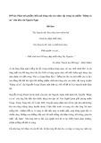 """Phân tích phẩm chất anh hùng của các nhân vật trong tác phẩm """"Rừng xà nu"""" của nhà văn Nguyên Ngọc"""