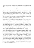 Cảm nhận chất Tây Nguyên trong truyện Rừng xà nu của Nguyễn Trung Thành
