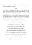 """Bình giảng đoạn thơ sau: """"Những người vợ nhớ chồng còn góp cho Đất Nước... Những cuộc đời đã hoá núi sông ta."""""""