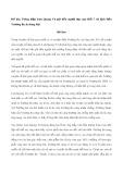 """Thông điệp Lưu Quang Vũ gửi đến người đọc qua Hồi 7 vở kịch """"Hồn Trương Ba, da hàng thịt"""""""
