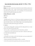 Cảm nhận của anh/chị về quá trình thức tỉnh của nhân vật Mị trong cảnh đêm tình mùa xuân (Vợ chồng A Phủ - Tô Hoài). Từ đó liên hệ với sự thức tỉnh của Chí Phèo trong cảnh buổi sáng tỉnh rượu (Chí Phèo - Nam Cao) để nhận xét về cái nhìn nhân đạo của mỗi nhà văn đối với người lao động nghèo trong xã hội cũ