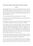 Phân tích chương III tác phẩm Số phận con người của M.Sôlôkhốp