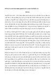 Bài văn mẫu: So sánh hình tượng người lái đò và nhân vật Huấn Cao