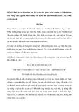 Bình giảng đoạn thơ sau đây trong đất nước (trích trường ca Mặt đường khát vọng) của Nguyễn Khoa Điềm: Khi ta lớn lên Đất Nước đã có rồi... Đất Nước có từ ngày đó