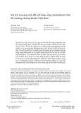 Vai trò của quy mô đối với hiệu ứng momentum trên thị trường chứng khoán Việt Nam