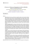A taxonomy of performance shaping factors for human reliability analysis in industrial maintenance