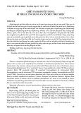 Chiết tách huyết tương: Kỹ thuật, ứng dụng và tổ chức thực hiện