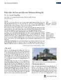 Biểu hiện văn hóa qua kiến trúc Malaysia đương đại