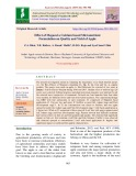 Effect of Megacal a calcium based micronutrient formulation on quality and yield of apple