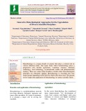 Innovative biotechnological approaches for the upgradation of diverse scientific disciplines