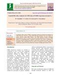 Genetic diversity analysis in CMS lines of chilli (Capsicum annuum L.)